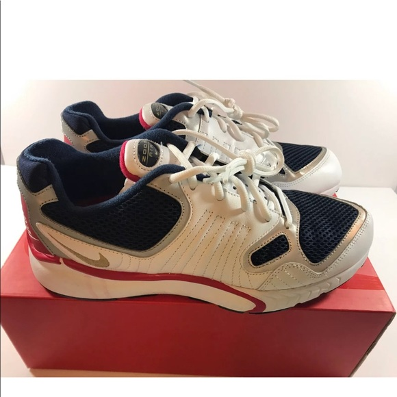 5af80f8ccb Nike Shoes | Air Zoom Talaria 16 Usa Olympics Gold Navy | Poshmark